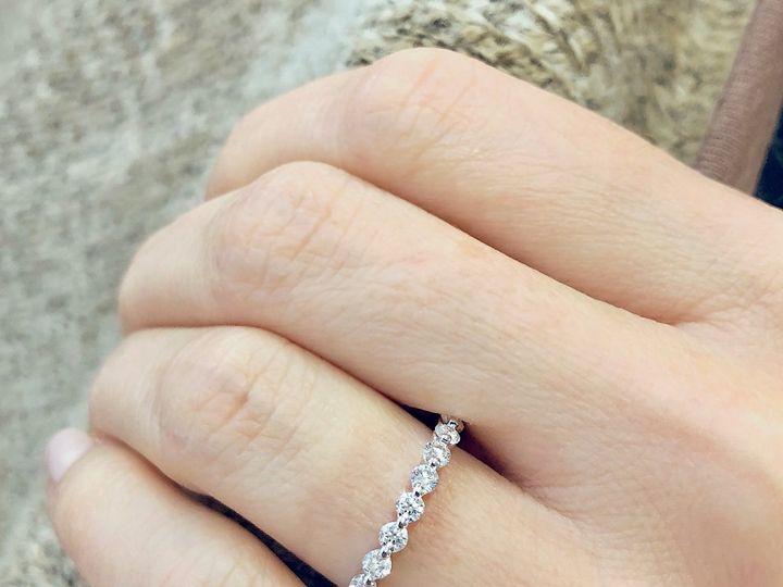 Tmx Custom Diamond Eternity Wedding Ring By Ascot Diamonds 51 187353 Addison, TX wedding jewelry