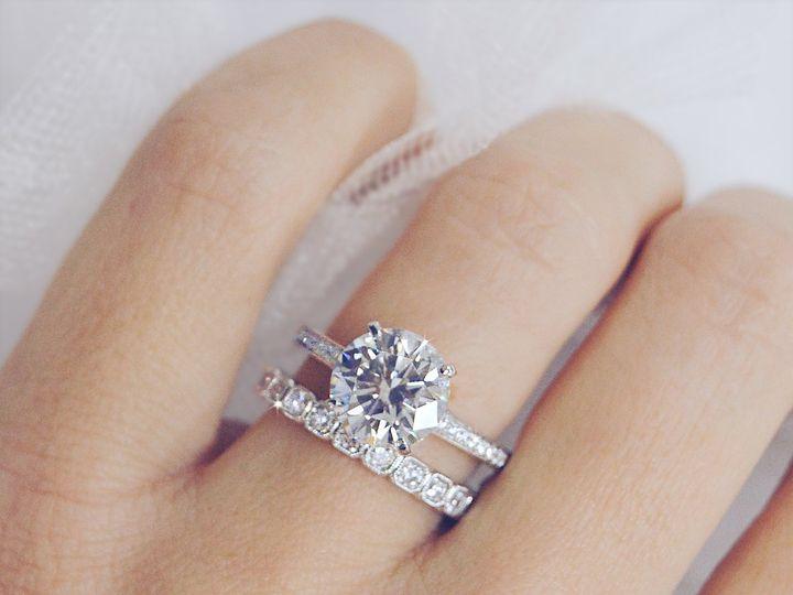 Tmx Dream Diamond Engagement Ring And Wedding Band By Ascot Diamonds 51 187353 Addison, TX wedding jewelry