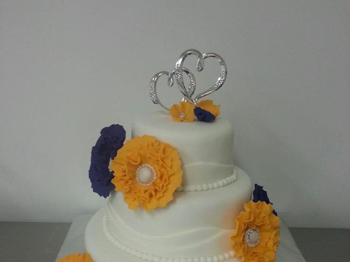 Tmx 1362535000219 578466354795621269866372489066n Columbiaville wedding cake