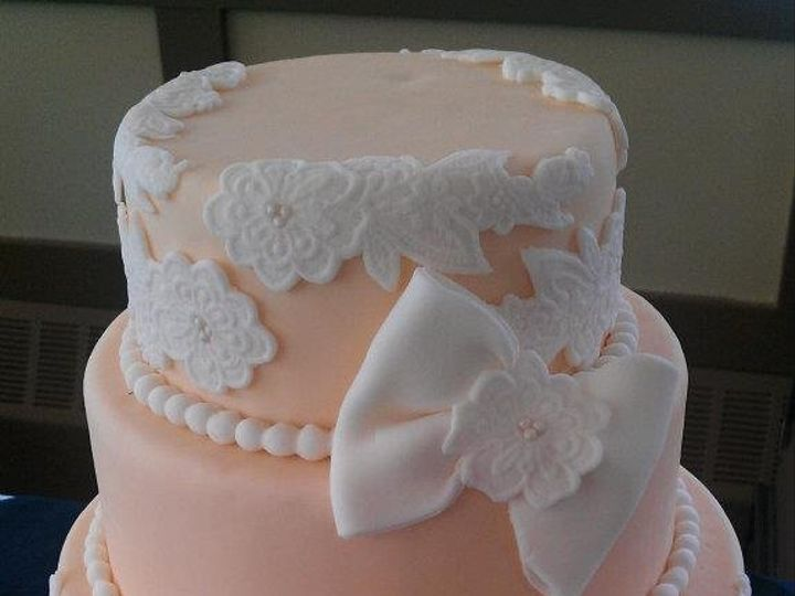Tmx 1362535427005 487394266334316782664559673329n Columbiaville wedding cake