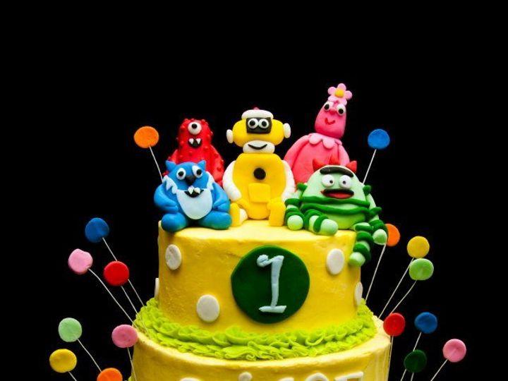 Tmx 1362535701375 4798445329999067450157703270n Columbiaville wedding cake
