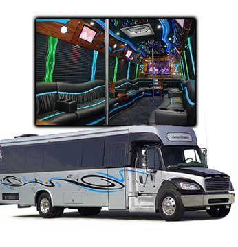 Tmx 1339189820102 Limobus36a Stillwater, MN wedding transportation