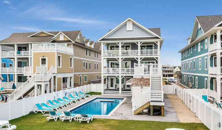 Oceans 24 House
