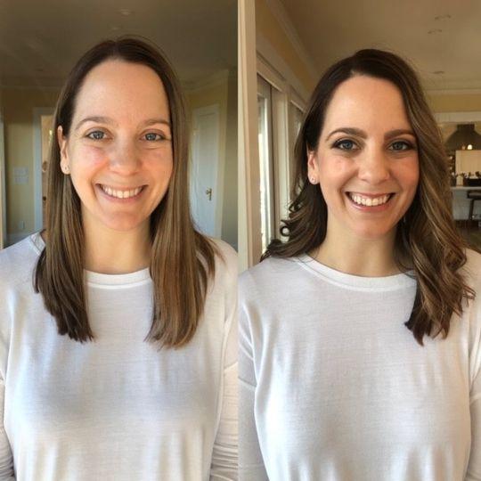 Hair/MU Bridal Trial