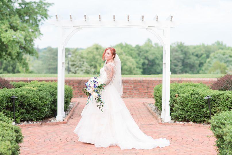 wyndham virginia crossings wedding pictures in ric
