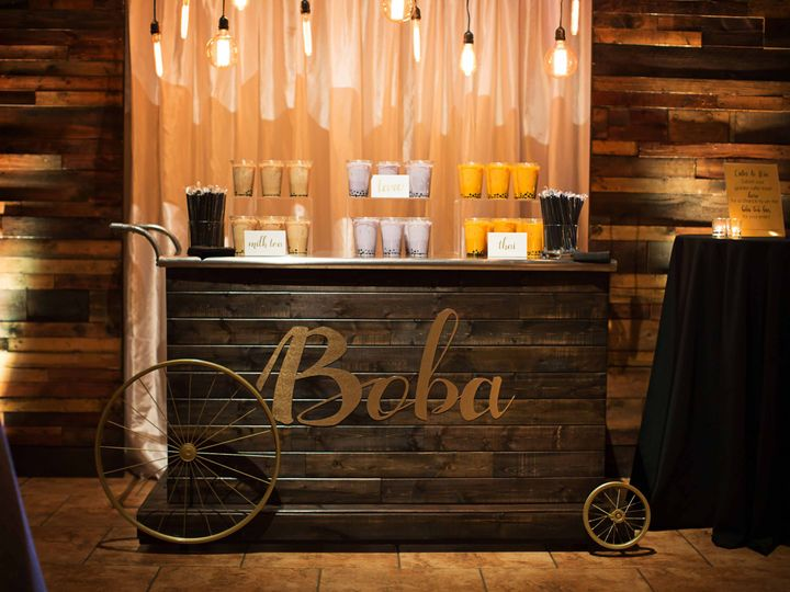 Tmx Boba Bar 51 60453 Pleasanton, California wedding venue