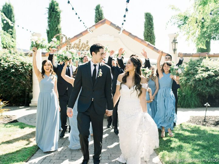 Tmx Bridalparty 8 Emma Hopp Photography 5 2019 51 60453 160239745457857 Pleasanton, California wedding venue