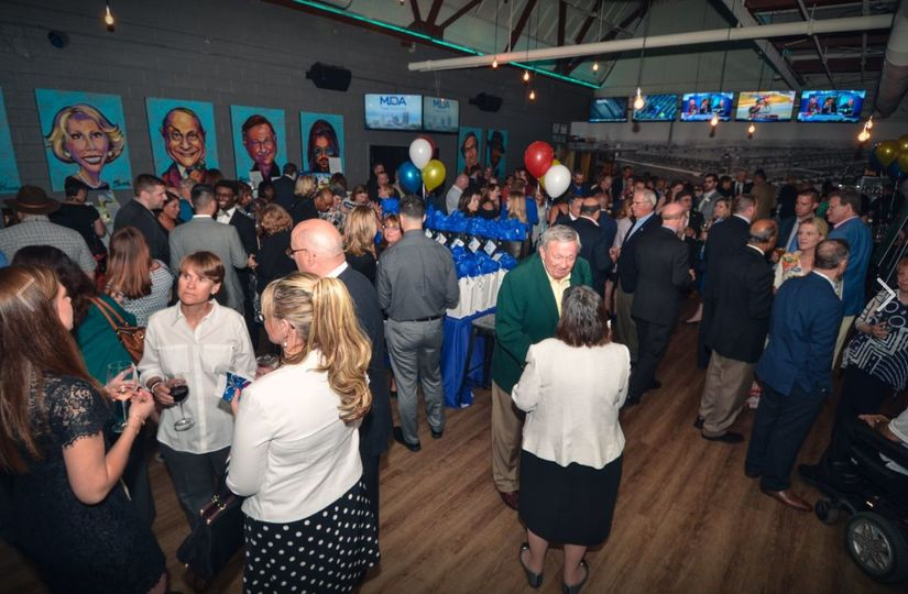 The Carlson hosts many corporate events & fundraisers