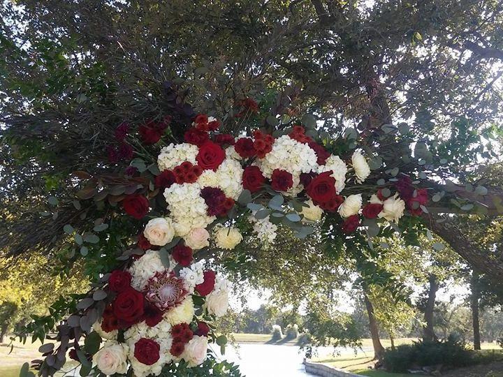 Tmx 1510483190971 Arch3 Grand Prairie wedding florist