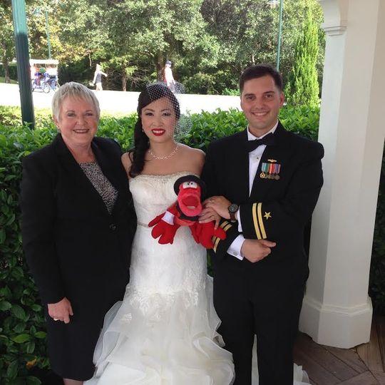 A Lovely Ceremony