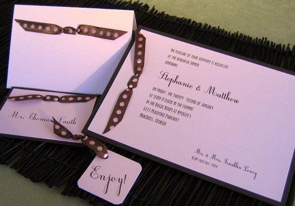 Tmx 1226886955505 Invite4b Sharpes, FL wedding invitation