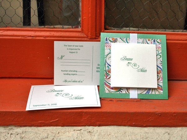 Tmx 1284745038482 Invite6b Sharpes, FL wedding invitation
