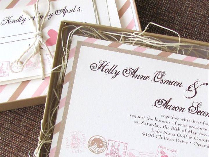 Tmx 1317318740121 NBD2 Sharpes, FL wedding invitation
