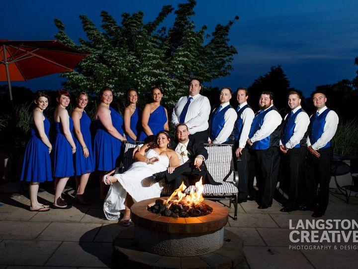 Tmx 1442262316094 5.29.15 Wedding Party At Fire Pit Blackwood, NJ wedding venue