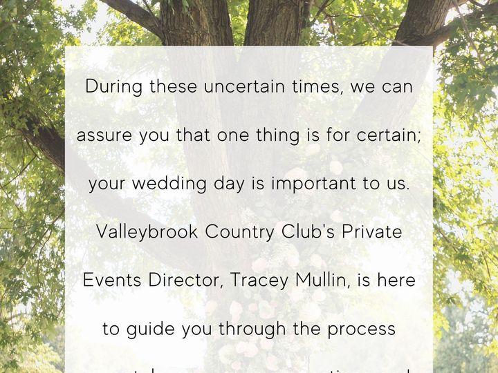 Tmx Vcc Wedding Flyer 51 33453 158739815573824 Blackwood, NJ wedding venue