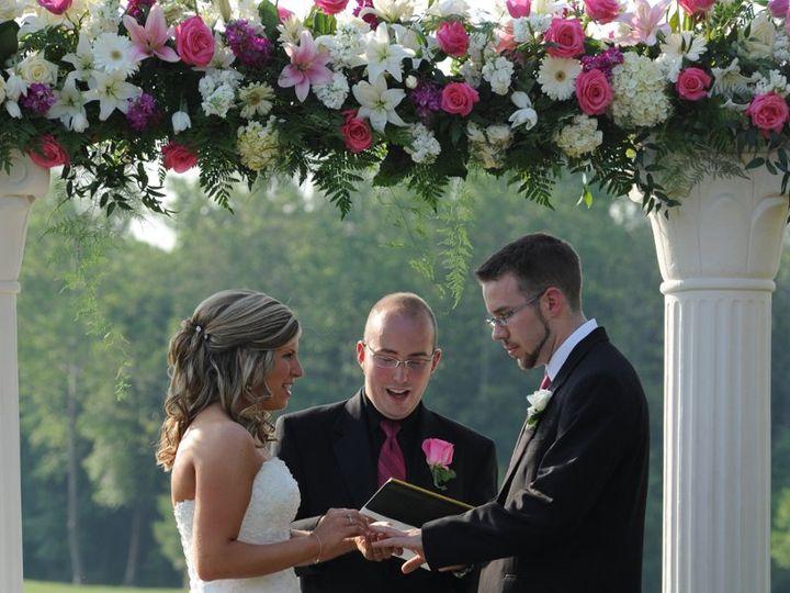 Tmx 1362082715820 MelissaandAdamvows Davidsonville, MD wedding venue