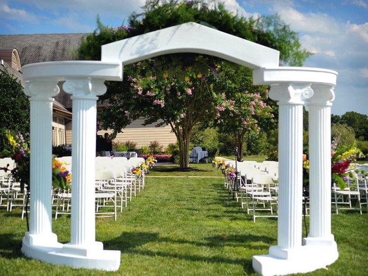 Tmx 1362082855841 ColumnsandArch Davidsonville, MD wedding venue