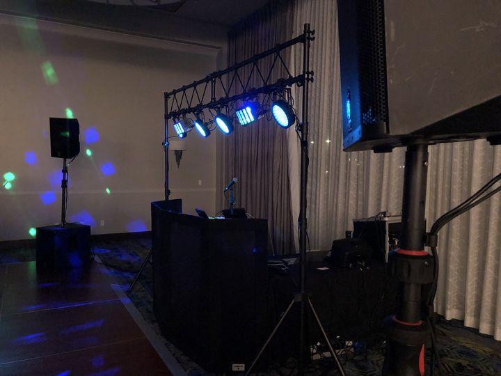 Professional set up