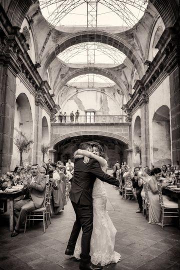 Love in the dance