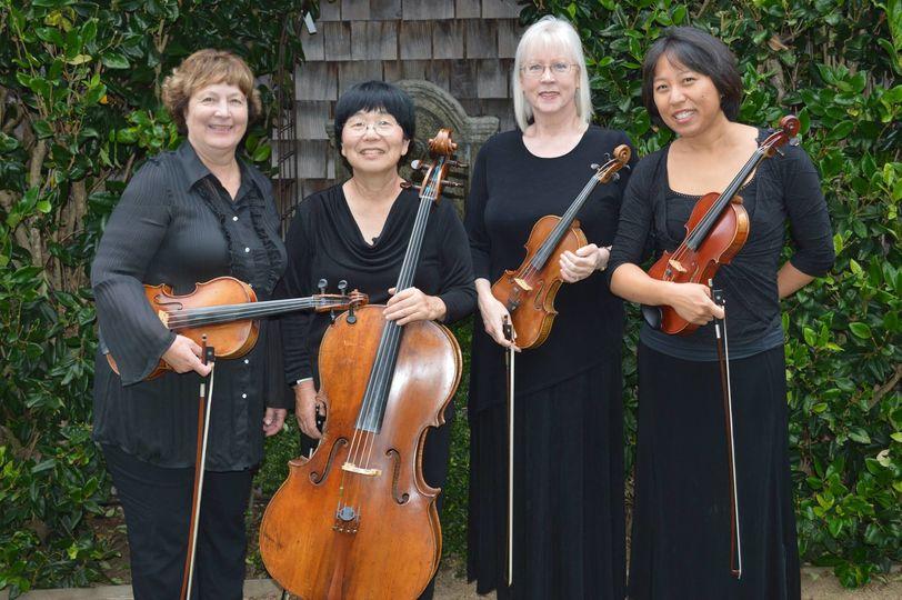 L-R: Carol Kersten, Nancy Nagano, Tanya Streder, Grace Seng