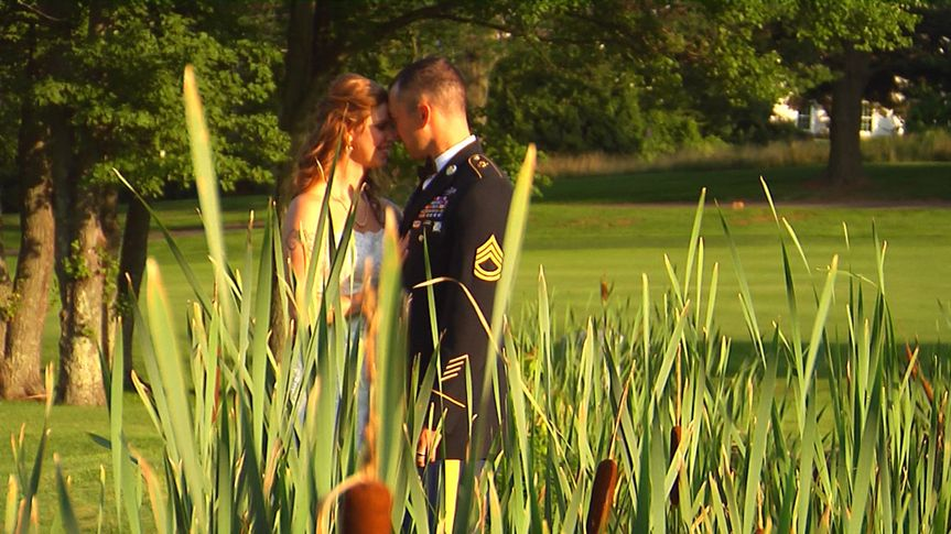 Military Wedding Discounts from Brock Pemberton, Videographer