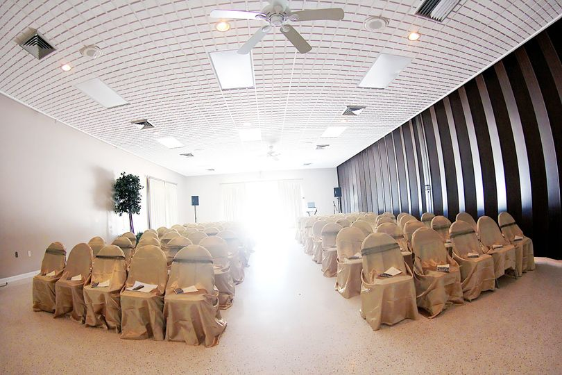 Pennington/ MacIver wedding Indoor Ceremony