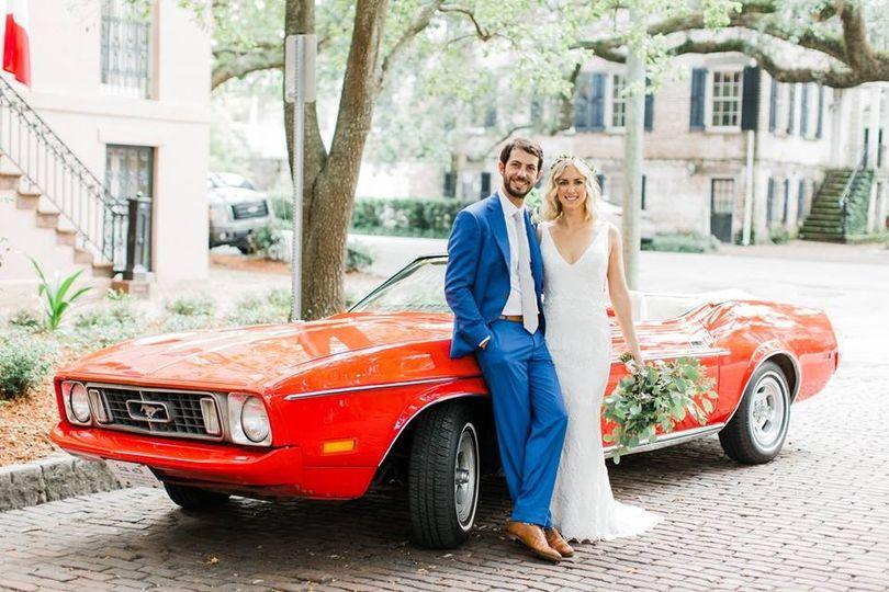 1973 Mustang Convertible