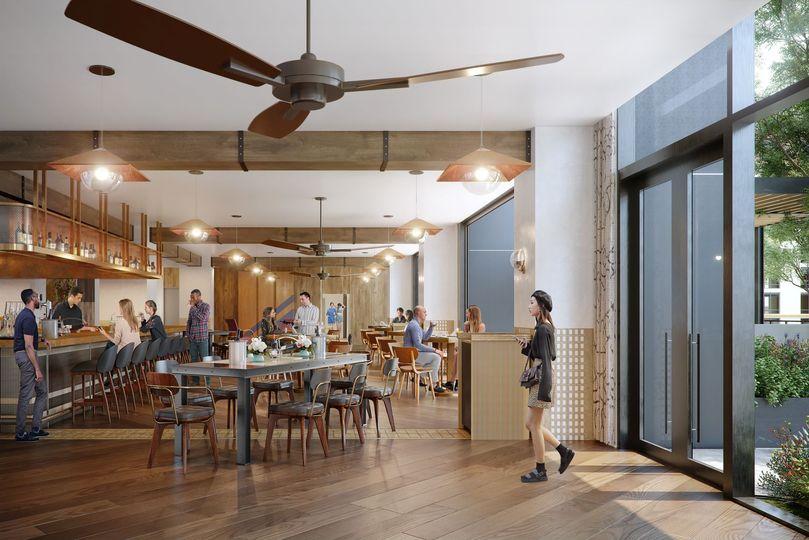 4th Floor Bar and Restaurant