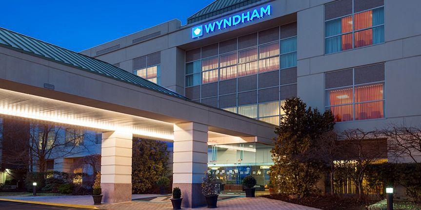 Wyndham hamilton park hotel