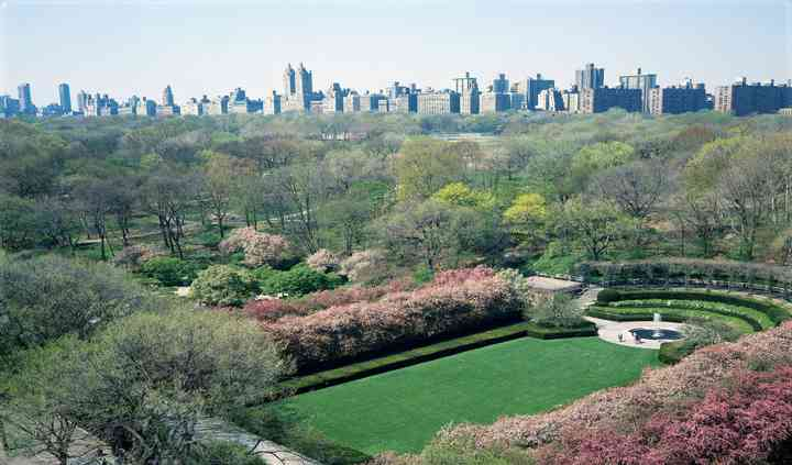 New York Central Park: Conservatory Gardens Wedding Ceremony Happngs