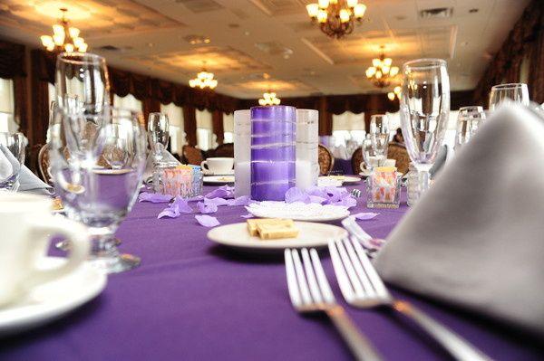 Purple themed