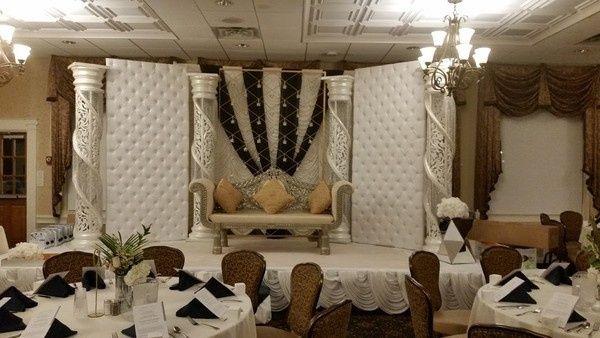 Spacious venue
