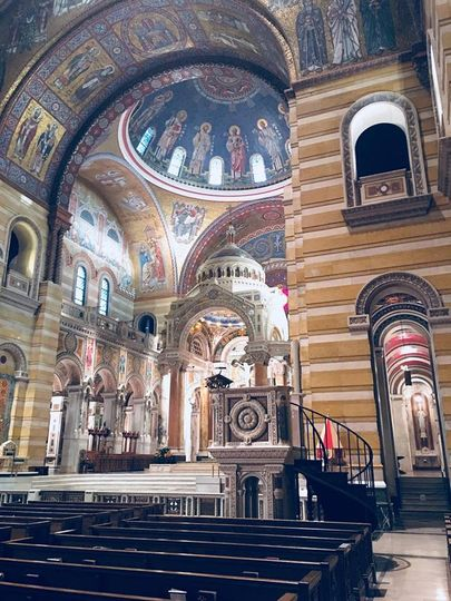 Cathedral Basilica of St Louis