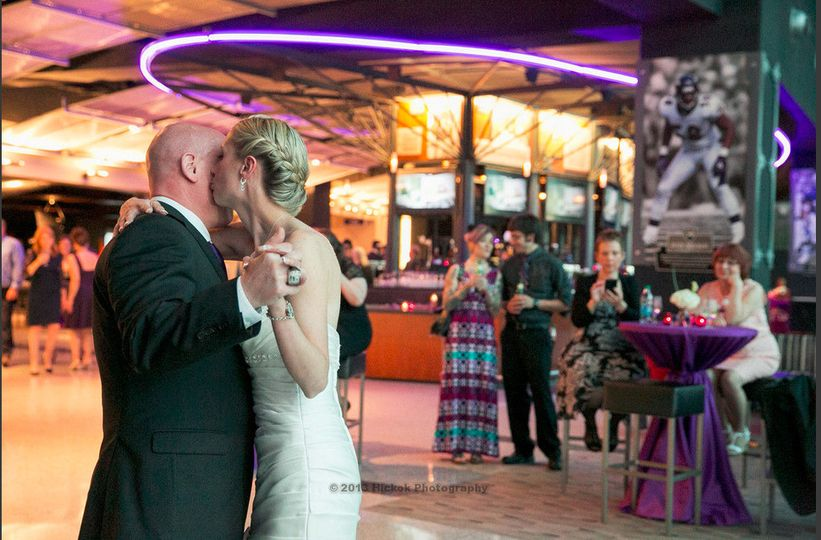 Aramark wedding