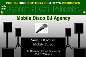 Sound Of Music Mobile Disco & DJ Hire Agency