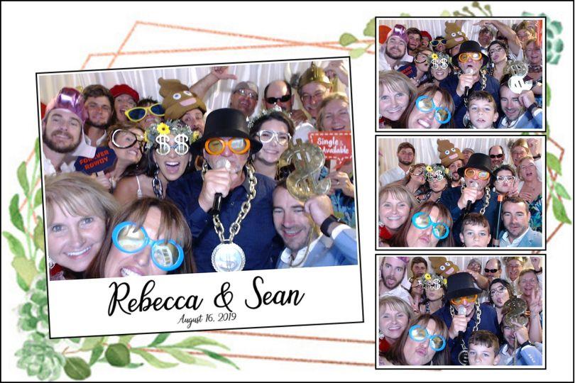 Rebecca & Sean
