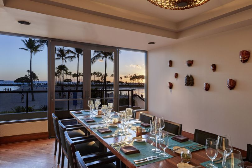 Bali Private Dining Room