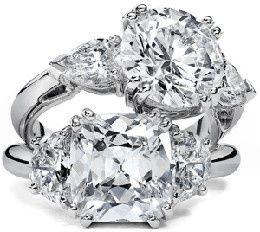 Tmx 1468322333834 Diamond Ring Stack Philadelphia wedding jewelry
