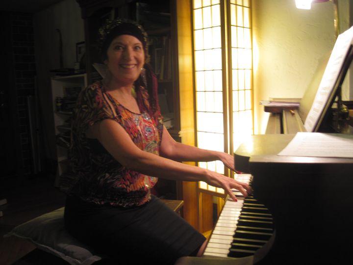 Pianist extraordinaire