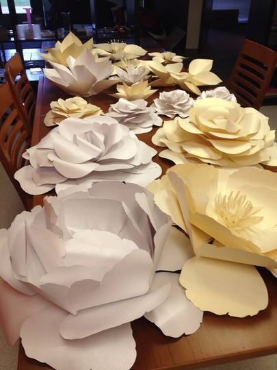 Interior Flowers for event decoration