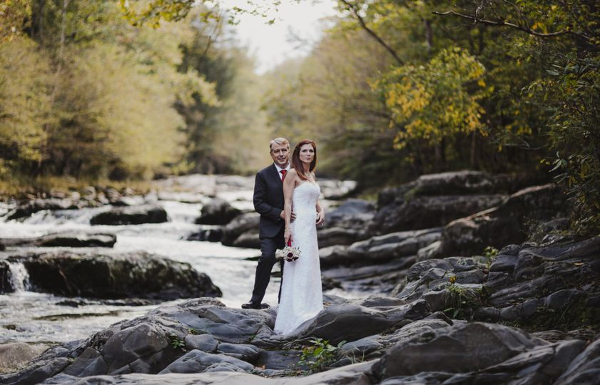 Married in the Smokey Mountains