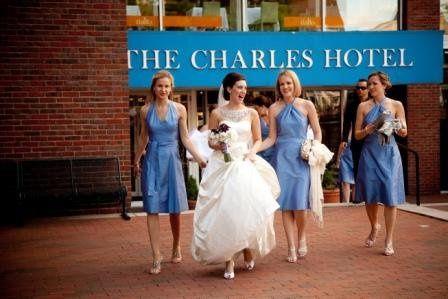 Charles Hotel Courtyard  Photo by: Michael O'Bryon http://obryon.com