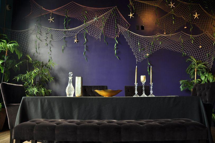 VIP table
