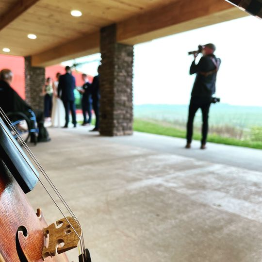String Duo at The Wilds
