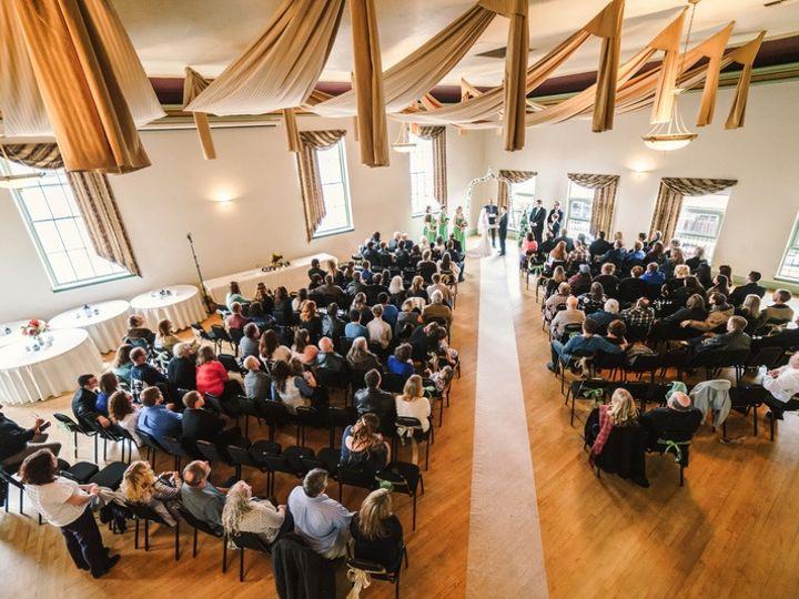 Tmx Aerie Ballroom Ceremony 51 946553 158113097339043 Seattle wedding dj