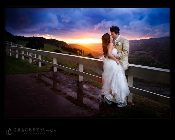 weddingha stormy beginning to a happily ever after