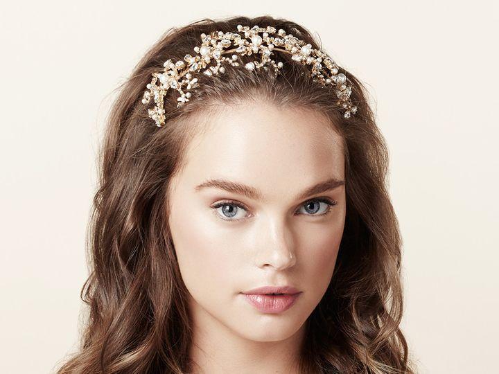 Tmx 1456850346991 Budding Crown Portland wedding jewelry