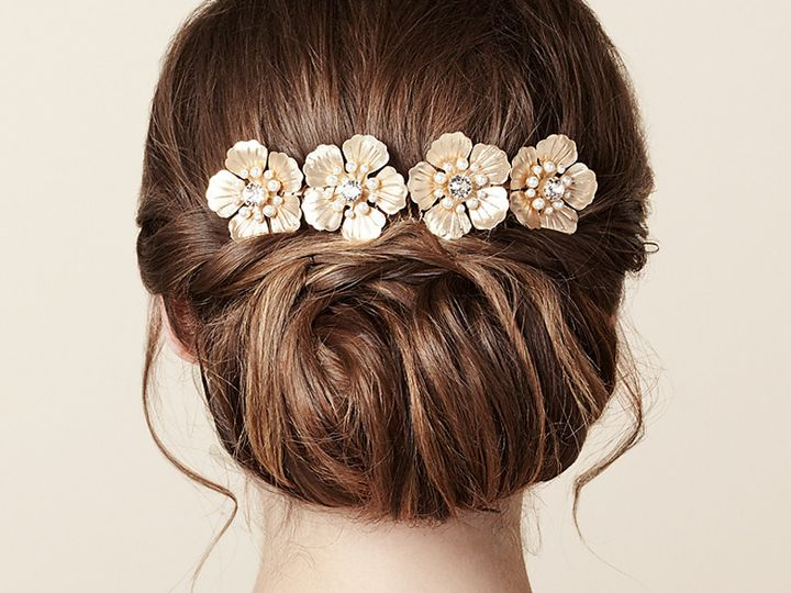 Tmx 1456850354664 Camelia Comb Portland wedding jewelry