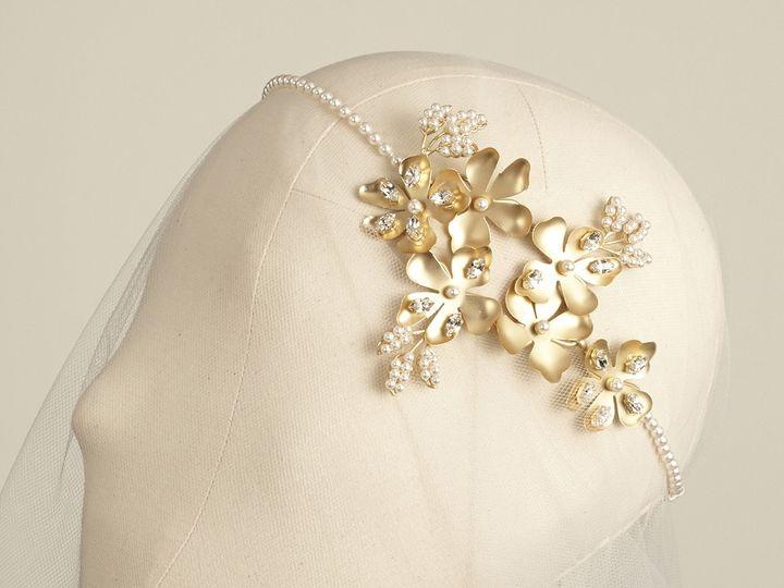 Tmx 1456850404155 Garden Band Gold Portland wedding jewelry