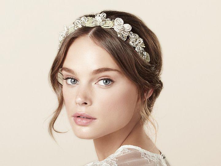 Tmx 1456850578163 Petal Crown 1 Portland wedding jewelry